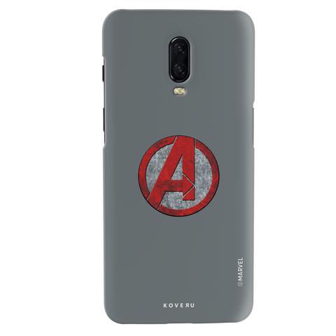 Avengers Emblem Cover Case For OnePlus 6T
