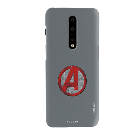 Avengers Emblem Cover Case For OnePlus 7 Pro