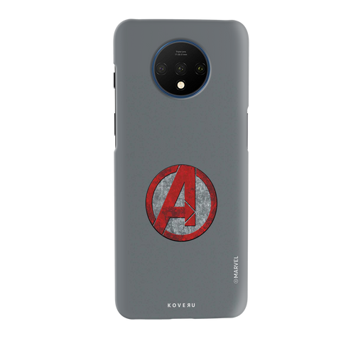 Avengers Emblem Cover Case For OnePlus 7T