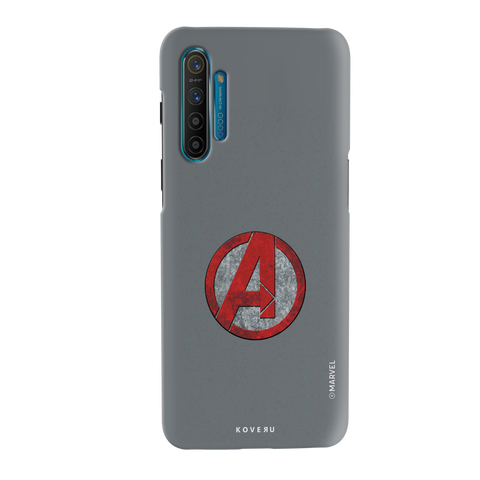 Avengers Emblem Cover Case for Realme XT