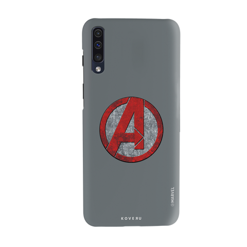 Avengers Emblem Cover Case For Samsung Galaxy A50