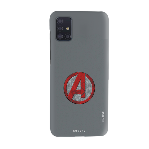 Avengers Emblem Cover Case For Samsung Galaxy A51