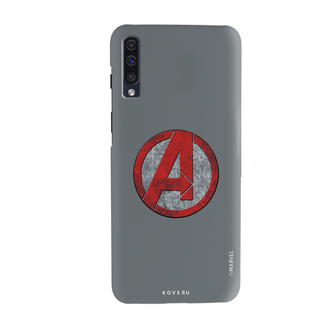 Avengers Emblem Cover Case For Samsung Galaxy A70