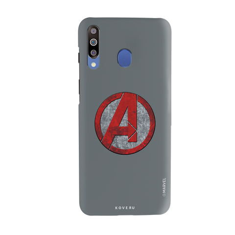 Avengers Emblem Cover Case For Samsung Galaxy M30
