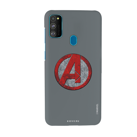 Avengers Emblem Cover Case For Samsung Galaxy M30S