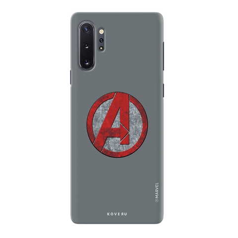 Avengers Emblem Cover Case For Samsung Galaxy Note 10  Plus