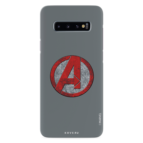 Avengers Emblem Cover Case For Samsung Galaxy S10