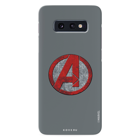 Avengers Emblem Cover Case For Samsung Galaxy S10E