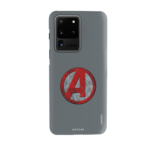 Avengers Emblem Cover Case for Samsung Galaxy S20 Ultra