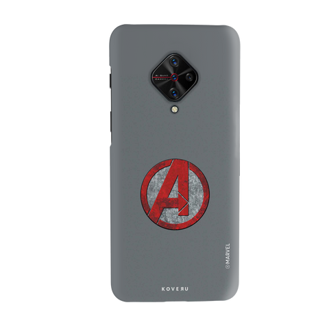 Avengers Emblem Cover Case for Vivo S1 Pro