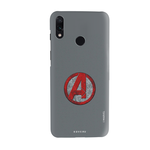 Avengers Emblem Cover Case for Redmi Note 7 Pro