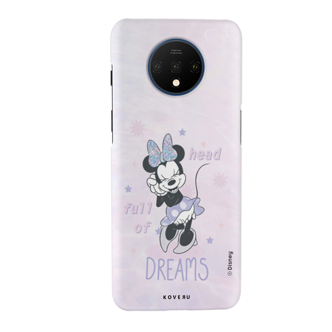 Minnie Mouse - Head Full of Dreams Cover Case For OnePlus 7T
