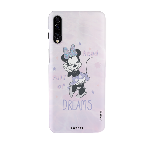 Minnie Mouse - Head Full of Dreams Cover Case For Samsung Galaxy A30S