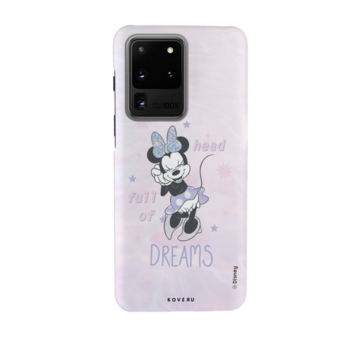 Minnie Mouse - Head Full of Dreams Cover Case for Samsung Galaxy S20 Ultra