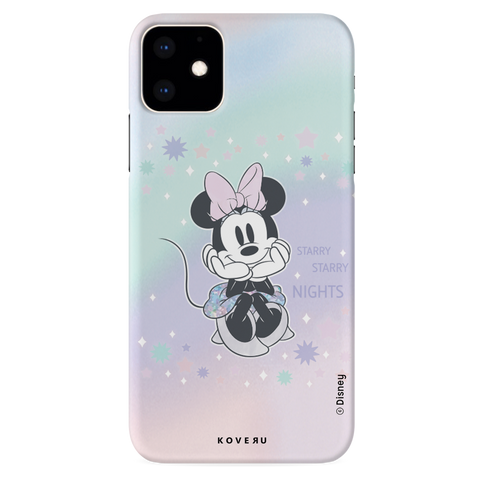 Minnie Mouse - Magical Starry Nights Cover Case For iPhone 11
