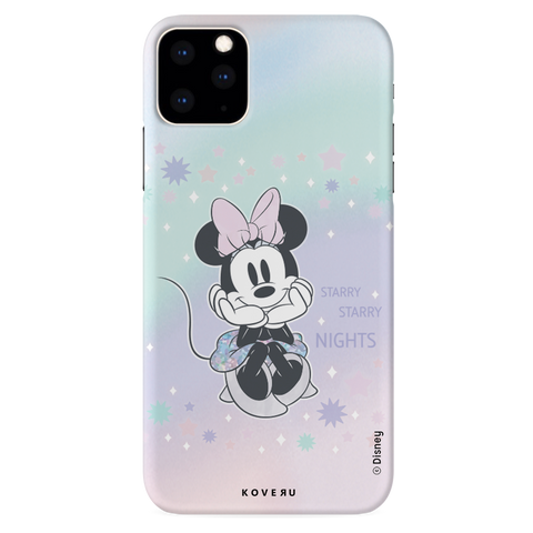 Minnie Mouse - Magical Starry Nights Cover Case For iPhone 11 Pro Max