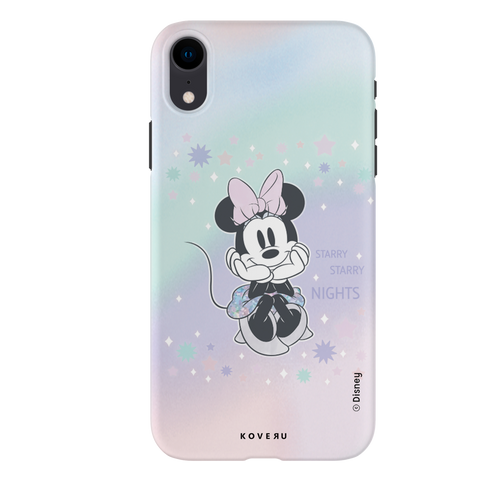 Minnie Mouse - Magical Starry Nights Cover Case For iPhone XR