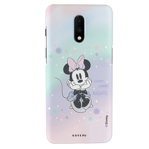 Minnie Mouse - Magical Starry Nights Cover Case For OnePlus 7