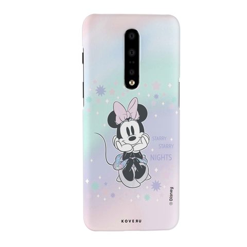 Minnie Mouse - Magical Starry Nights Cover Case For OnePlus 7 Pro