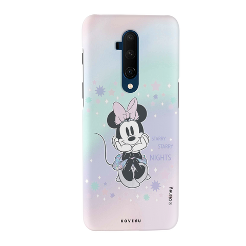 Minnie Mouse - Magical Starry Nights Cover Case For OnePlus 7T Pro