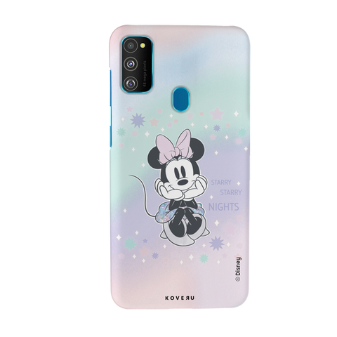 Minnie Mouse - Magical Starry Nights Cover Case For Samsung Galaxy M30S