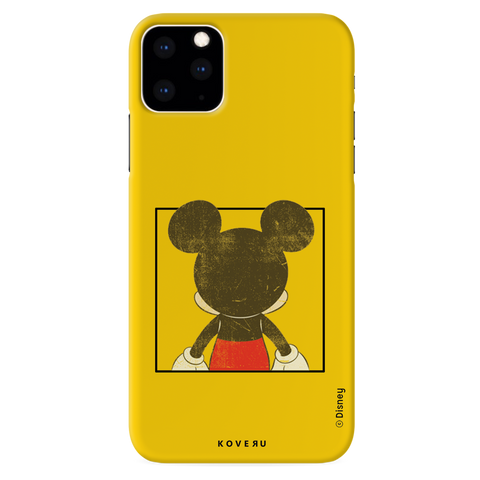 Mickey Mouse - Sunshine Memories Cover Case For iPhone 11 Pro