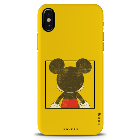 Mickey Mouse - Sunshine Memories Cover Case For iPhone X