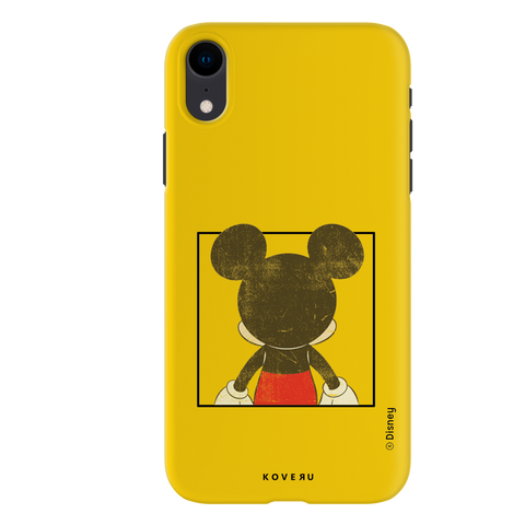 Mickey Mouse - Sunshine Memories Cover Case For iPhone XR
