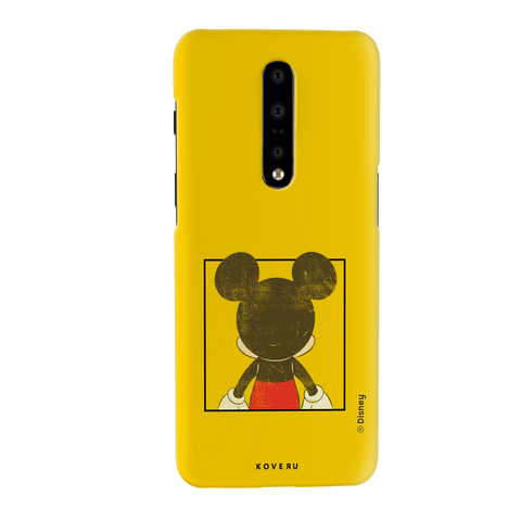 Mickey Mouse - Sunshine Memories Cover Case For OnePlus 7 Pro