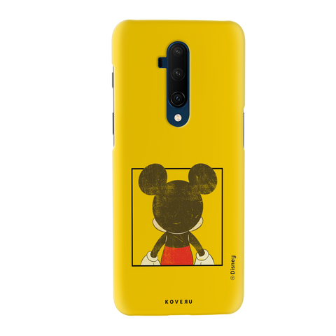 Mickey Mouse - Sunshine Memories Cover Case For OnePlus 7T Pro