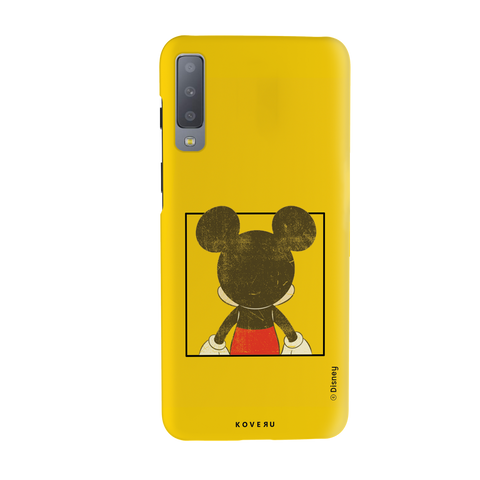 Mickey Mouse - Sunshine Memories Cover Case For Samsung Galaxy A7 2018
