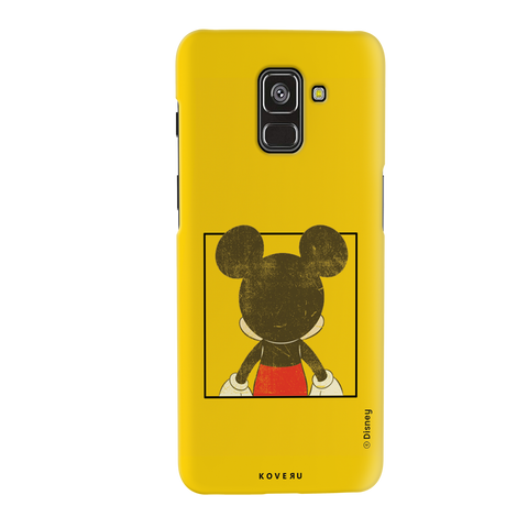 Mickey Mouse - Sunshine Memories Cover Case For Samsung Galaxy A8 Plus