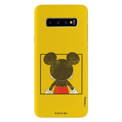 Mickey Mouse - Sunshine Memories Cover Case For Samsung Galaxy S10