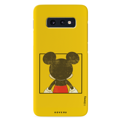 Mickey Mouse - Sunshine Memories Cover Case For Samsung Galaxy S10E