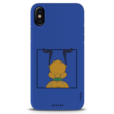 Pluto - The constant companion Cover Case For iPhone X