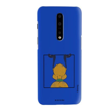 Pluto - The constant companion Cover Case For OnePlus 7 Pro