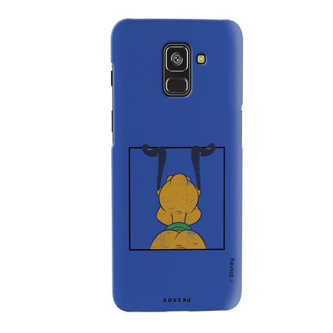 Pluto - The constant companion Cover Case For Samsung Galaxy A8 Plus