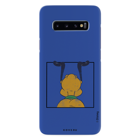 Pluto - The constant companion Cover Case For Samsung Galaxy S10