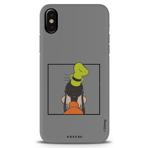 Goofy - Looking Back At Ya! Cover Case For iPhone X