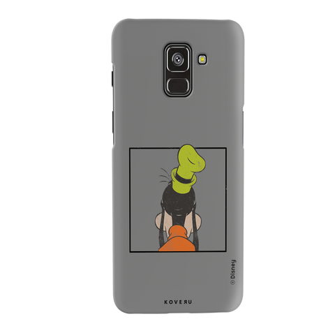 Goofy - Looking Back At Ya! Cover Case For Samsung Galaxy A8 Plus