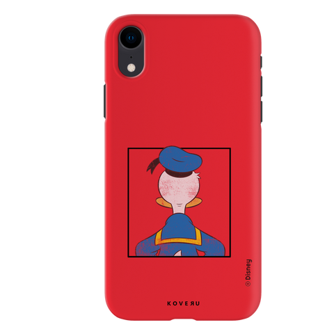 Donald Duck - Looking Back At Ya! Cover Case For iPhone XR