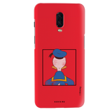 Donald Duck - Looking Back At Ya! Cover Case For OnePlus 6T