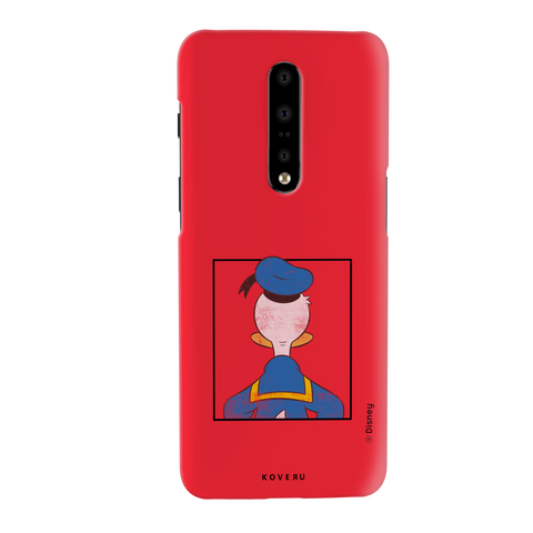 Donald Duck - Looking Back At Ya! Cover Case For OnePlus 7 Pro