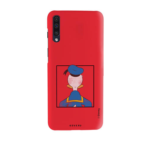 Donald Duck - Looking Back At Ya! Cover Case For Samsung Galaxy A50