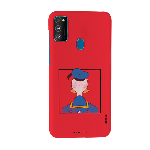 Donald Duck - Looking Back At Ya! Cover Case For Samsung Galaxy M30S