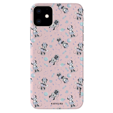 Minnie Mouse - Bubbly Pink Cover Case For iPhone 11