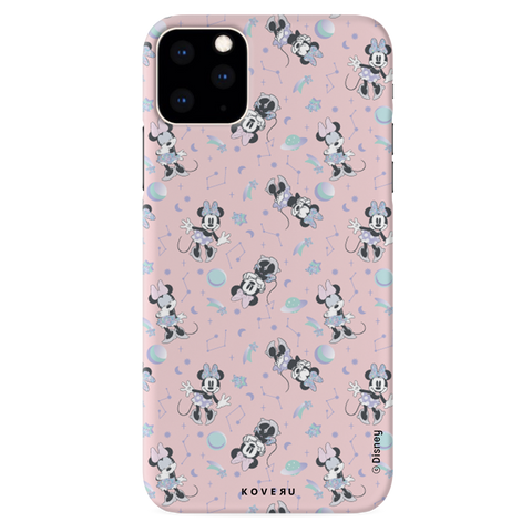 Minnie Mouse - Bubbly Pink Cover Case For iPhone 11 Pro