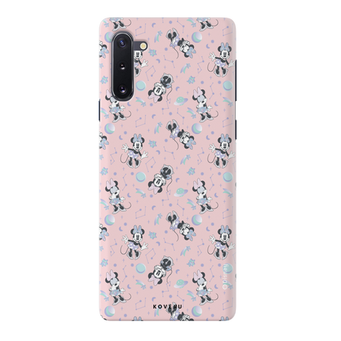 Minnie Mouse - Bubbly Pink Cover Case For Samsung Galaxy Note 10