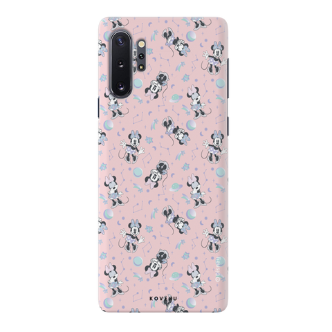 Minnie Mouse - Bubbly Pink Cover Case For Samsung Galaxy Note 10 Plus