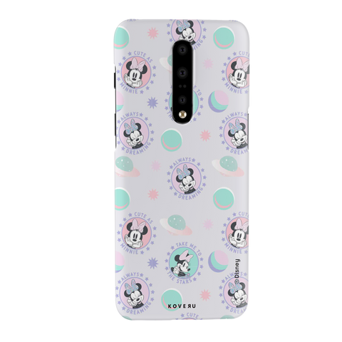 Minnie Mouse - Always Dreaming Cover Case For OnePlus 7 Pro